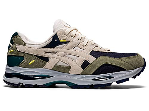 ASICS Men's Gel-MC Plus Shoes, 12M, Lichen Green/Birch