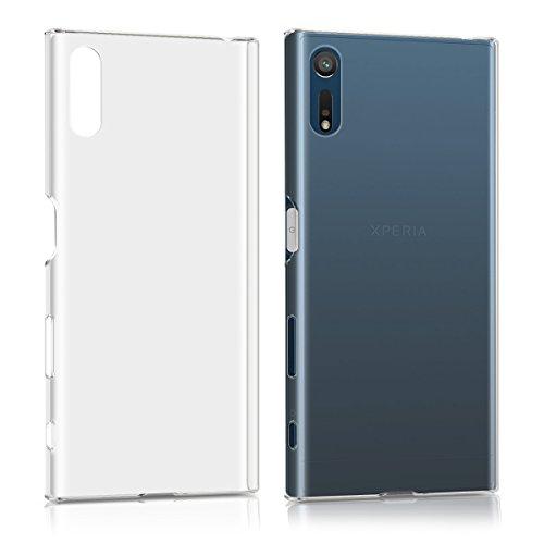 kwmobile Hülle kompatibel mit Sony Xperia XZ/XZs - Handyhülle - Handy Hülle in Transparent