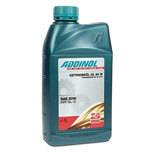Preisvergleich Produktbild ADDINOL GETRIEBEÖL GL 80W,  1 Liter