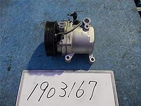 スズキ 純正 ワゴンR MH34 MH44系 《 MH34S 》 エアコンコンプレッサー P41900-20000378