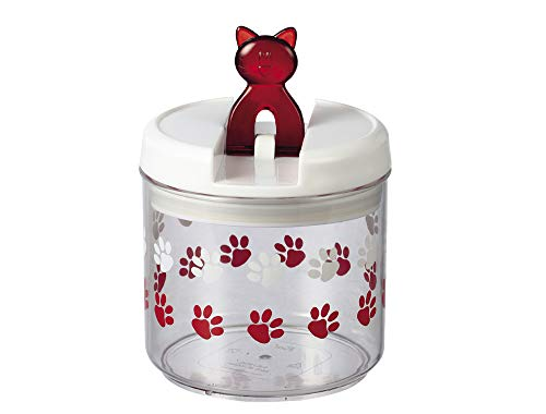 Sale!! Nobby 73678 Storage Container Flip Cat Print