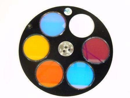 Farbrad (1) für PCC-1200