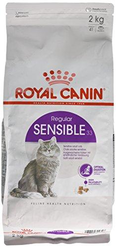 ROYAL CANIN Sensible 33 Secco Gatto kg. 2 - Mangimi Secchi per Gatti Crocchette