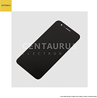 LCD Touch Replacement for LG VS501 K Series K20 V 2017 5.3 inch Assembly LCD Display Touch Screen Digitizer Full Replacement Part Black