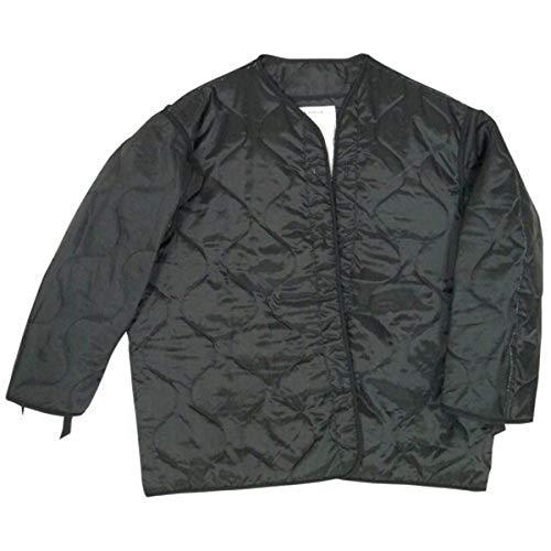 Fox Outdoor Products M65 Field Jacket Liner, Black, Medium
