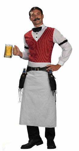 Forum Novelties - CS964083 - Costume barman - taille unique