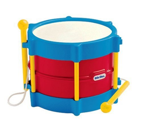 Little Tikes Drum