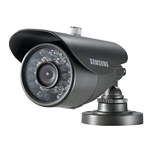 Samsung SCO-2040R Cámara de seguridad IP Interior y exterior Bala Negro, Gris, Metálico 976 x 496Pixeles - Cámara de vigilancia (Cámara de seguridad IP, Interior y exterior, Bala, Negro, Gris, Metálico, IP66, 976 x 496 Pixeles)