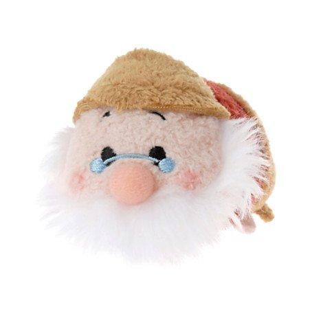Disney Blanche neige et les 7 nains Mini-peluche Tsum Tsum Nain Doc 8,9 cm