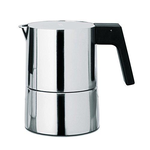 Alessi Pina Espresso Cafetera, 3 Copas (PL01 / 3)