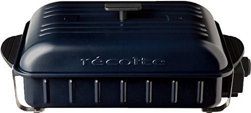 recolte HOME BBQ レコルト ホームバーベキュー RBQ-1 (ネイビー)