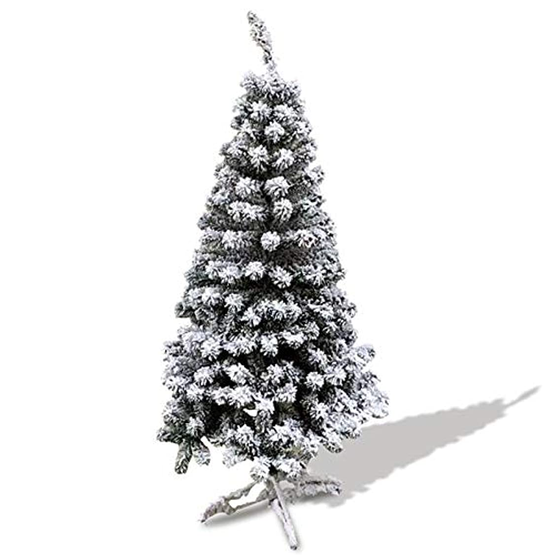 困った事実上王室VeroMan クリスマス ツリー スノーホワイト 雪化粧 210cm