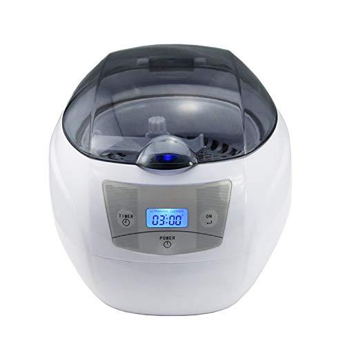 LYWER Lavado Digital de la máquina con LED Display LCD, con Acero Inoxidable Tanque de Agua, Lavadora, Ropa, Zapatos, Pantalones 750ml
