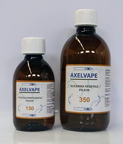 AXELVAPE 70/30 500ml glicerina + glicole