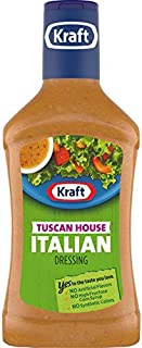 kraft tuscan house italian dressing ingredients