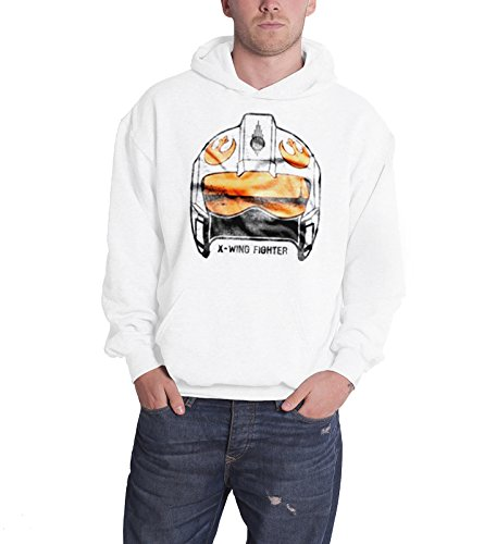 Star Wars - Sweat X-Wing Fighter Casque - H.Grey (L)