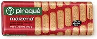 Piraque Maizena Biscoito Doce 200g 4 Pack