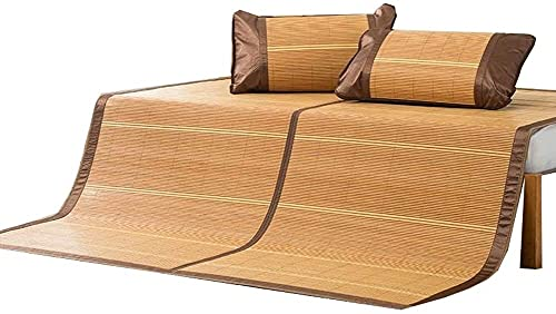 EPYFFJH Colchón de enfriamiento Colchón Fresco Bambú Mateo de Verano/colchón Doble Cara...