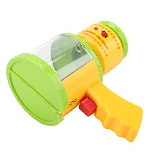 Alomejor Bug Viewer Box Kinder Spielzeug Insektenbeobachtung Bug Kunststoff Transparent Insektenfänger Kit für Kinder Lernen Viewing