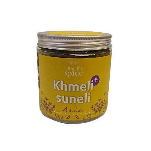 I am the spice Chmeli Suneli Würzmischung für asiatische kaukasische Küche, 250g