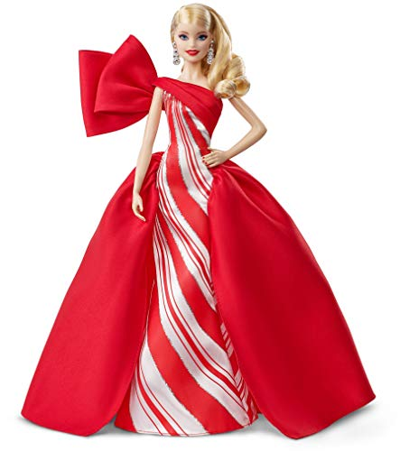 Barbie Holiday Doll Blonde
