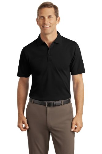 Port Authority Men's Silk Touch Interlock Polo