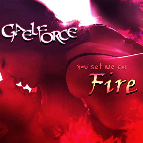 You Set Me on Fire audiobook cover art