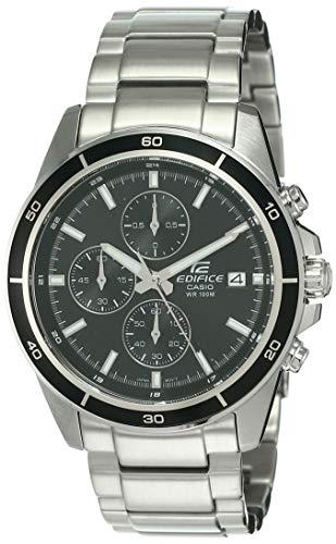Casio Edifice Chronograph Black Dial Men's Watch - EFR-526D-1AVUDF(EX093)