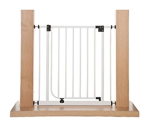 IMPAG Schutzgitter EASY STEP | 62 bis 222 cm | Treppenschutzgitter | Türschutzgitter |...