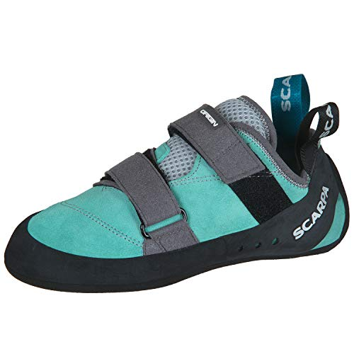 Scarpa Origin Kletterschuhe Damen Green Blue...