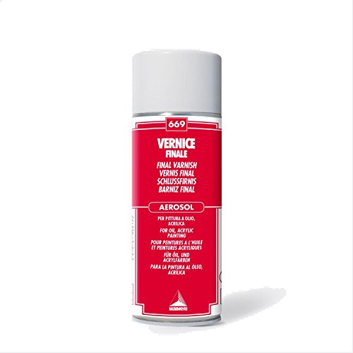 MAIMERI VERNICE FINALE LUCIDA SPRAY 400ml.