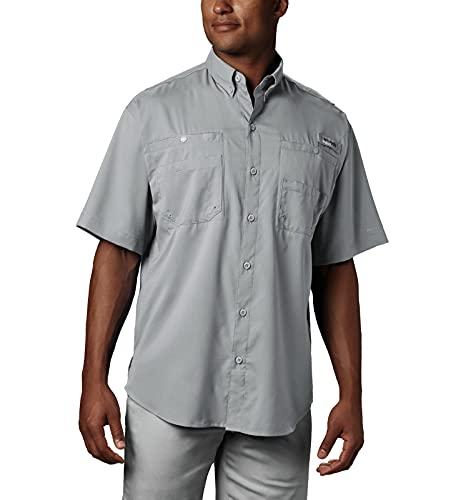 Columbia Tamiami II T-Shirt à Manches Courtes Petit Gris