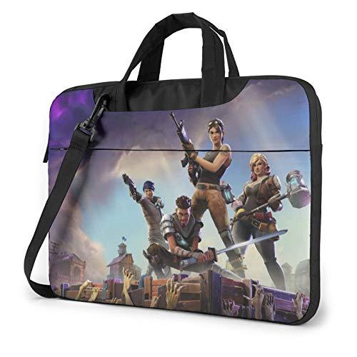 Ba_Ttle Ro_Yale Ga_Me Llaptop-Tasche 15,6 Zoll Aktentasche Schultertasche Satchel Tablet Bussiness Carry Handtasche Laptop Sleeve