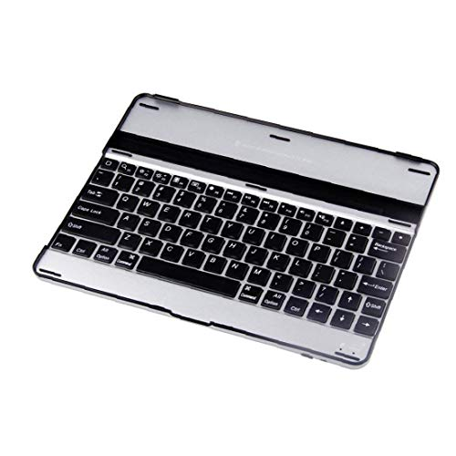 Bluetooth Keyboard Ultra-Thin Portable Bluetooth Keyboard Wireless Keyboard Compatible for iPad 2/3/4