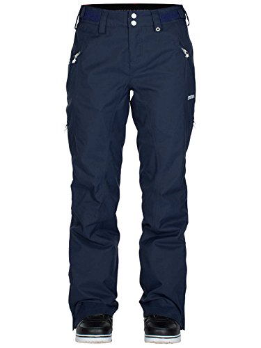 Zimtstern Damen Snow Pants Zlender, Navy, XL
