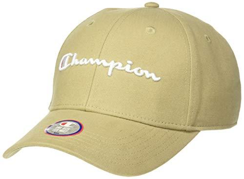 Champion Life Jungen Classic Twill Hat Baseball Cap, Khaki, Einheitsgröße
