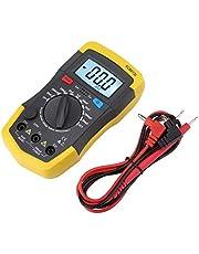 Medidor de capacitancia digital LCD Medidor de capacitor Medidor de circuito mF uF