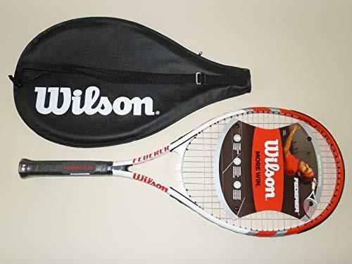 Wilson Federer L3 - Raqueta de raqueta (4 3/8