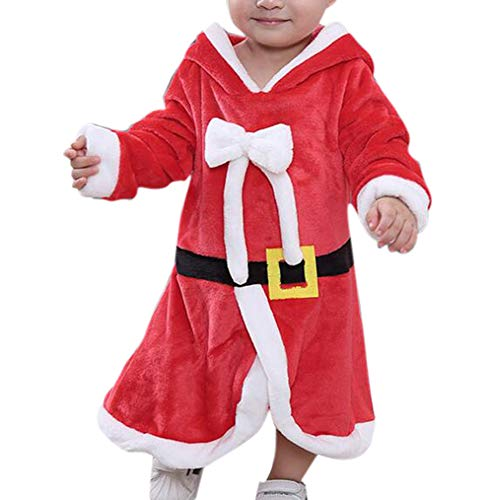 Bingotrade Baby Christmas Santa Claus Outfit Pagliaccetto