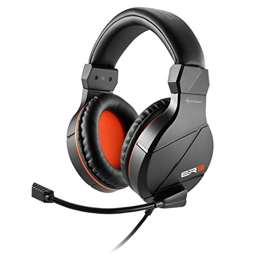 Sharkoon Rush ER3 Gaming Headset Schwarz