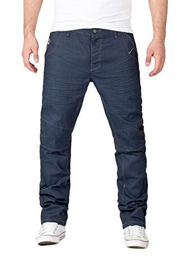 Voi Jeans Herren Hose Boston 040 Straight Leg Jeanshose 2014 Star MOD 16005 D.G, Grey, W38/L34, Grey, W38/L34
