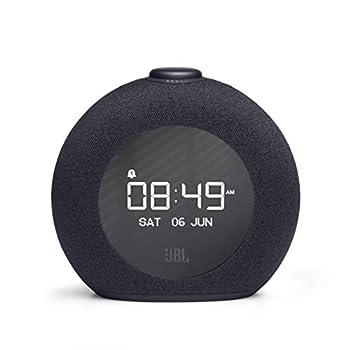 JBL Horizon 2 Bluetooth Clock Radio Speaker with FM Radio and DAB - Black