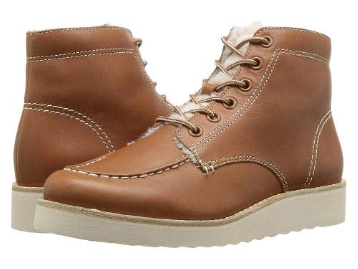 郵便屋さん追う騒ぎVince(ヴィンス) レディース 女性用 シューズ 靴 ブーツ レースアップブーツ Finley-2 - Nut/Dove San Remo Leather [並行輸入品]