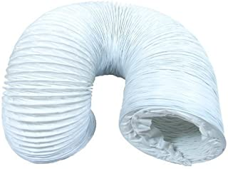 First4Spares Extra Strong Long Vent Hose for White Knight Tumble Dryers (4m / 4