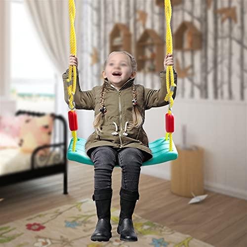 cyg Columpio Infantil, Deportes Al Aire Libre Columpio Infantiles Asiento del Columpio Juguetes Infantiles para Columpios para Interiores Y Exteriores Silla De Columpio
