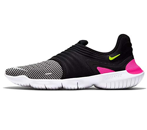 Nike Free Rn Flyknit 3.0 Mens Aq5707-010 Size 10.5