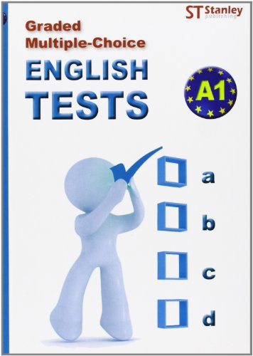 Graded multiple-choice English Tests A1: English tests-A1