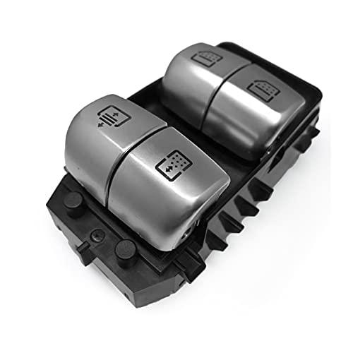 ZHENGYI Interruptor de la Ventana de Potencia Derecha del Coche Right Fit para Mercedes-Benz S550 S600 S63 2014 2015 2016