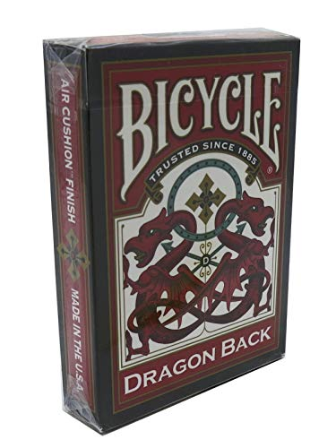 1 mazzo carte Bicycle standard index 1 card guard