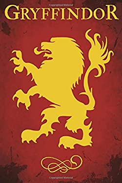 Gryffindor: The best Harry Potter notebook with 100 lined pages and 6x9'', better than Harry Potter tshirt